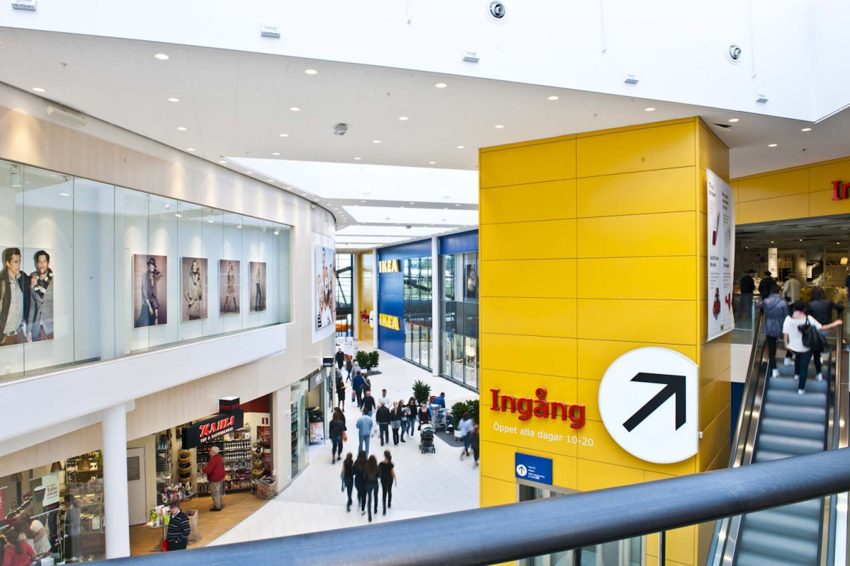 radja sound design agency erikslund shopping center