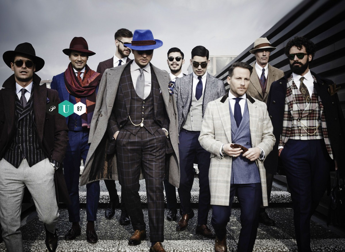 radja sound design agency pitti uomo