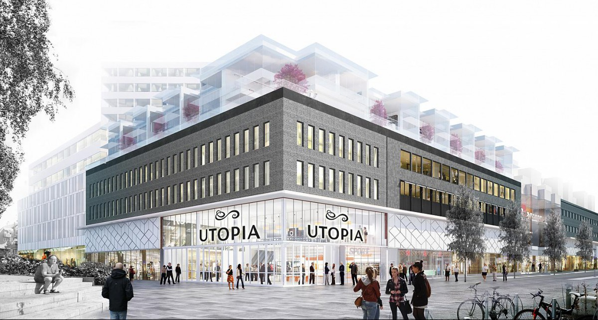 radja sound design agency utopia shopping center